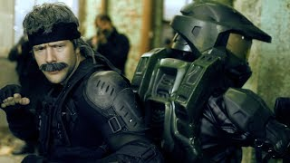 getlinkyoutube.com-Modern Warfare 2 meets Metal Gear Solid - part 5