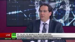 getlinkyoutube.com-'Use VPN!' Former 'Most Wanted Hacker' Mitnick talks Snowden, NSA, privacy