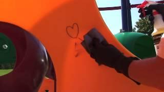 Shadow Max Multi-Surface Permanent Marker Graffiti Remover