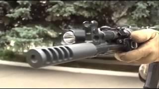 Положення для стрільби стоячи. Техніка утримання зброї