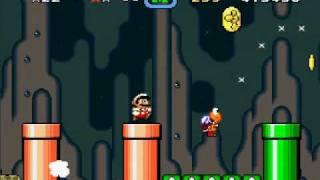 getlinkyoutube.com-Zagrajmy w Super Mario World (część 6) Tańczący z wronami