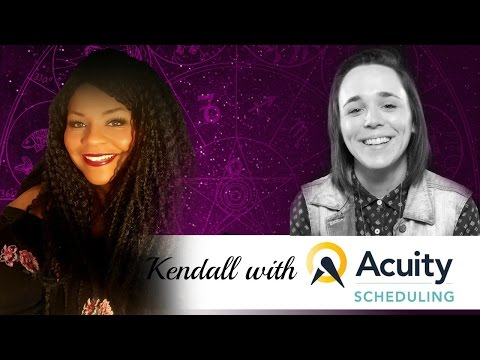 INSPIRED INTERVIEW KENDALL WITH ACUITY SCHEDULING