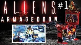 getlinkyoutube.com-Aliens Armageddon - Chapter One - Real Arcade