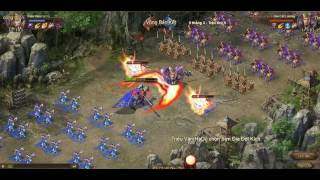 getlinkyoutube.com-Trận 5 Hạ DỊ vs KINGLUCKY 18/10/2016