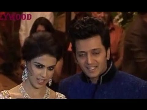 Genelia Riteish First Night Together