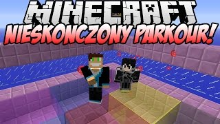 getlinkyoutube.com-MINECRAFT NIESKOŃCZONY PARKOUR!! #01 | Vertez & HunterBright
