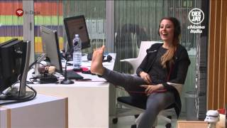 getlinkyoutube.com-Alessandra Patitucci Foot Fetish
