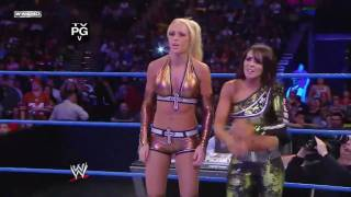 getlinkyoutube.com-Superstars 23/12/10 LayCool vs Beth Phoenix and Kelly Kelly