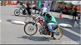 getlinkyoutube.com-Motor Drag RX King Terbaru