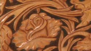 getlinkyoutube.com-Dale Harwood Video: Saddlemaker (making custom saddles for horses)