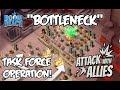 Boom Beach - Operation Bottleneck!   Task Force New Update Attack!!!