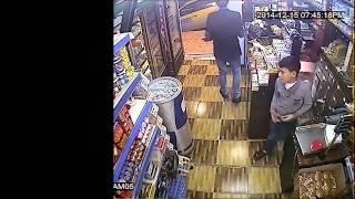 getlinkyoutube.com-شاهد سرقة احترافية تسجلها كاميرات المراقبة