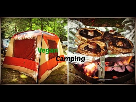 How to Camp As A Vegan ~ Brown Vegan