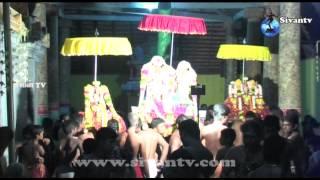 இணுவில் காரைக்கால் சிவன் கோவில் 7ம் நாள் இரவுத்திருவிழா