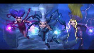 Winx Club 3rd Movie ~ Mystery of the Abyss: Trix meets Politea ~