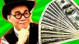 getlinkyoutube.com-สอนมายากลแบงค์ คนดูตรวจได้! Money Tricks Tutorial