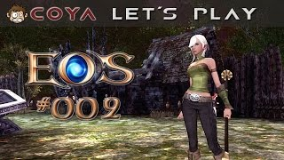 Echo of Soul #002 • Erste Schritte • Closed Beta Let's Play EoS • Gameplay German Deutsch