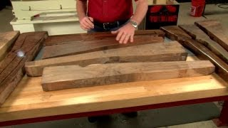 getlinkyoutube.com-Gunsmithing - How to Select a Stock Blank Presented by Larry Potterfield of MidwayUSA