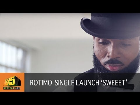 ROTIMO SWEEET Single Launch @rotimo