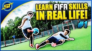 getlinkyoutube.com-FIFA Skills IN REAL LIFE Tutorial #1 ★ Xbox/Playstation Tutorial
