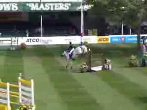Ben Maher riding Cella @Spruce clean 1st round