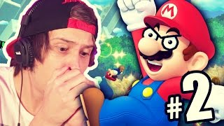 getlinkyoutube.com-POR QUE ERES TAN CRUEL | Super Mario Maker Challenge #2