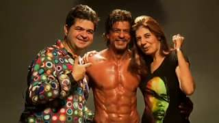 Shahrukh Khan Photoshoot For Dabboo Ratnani
