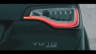 getlinkyoutube.com-Тест-драйв от Давидыча Audi Q7 V12 Patrick Hellmann