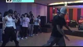 getlinkyoutube.com-B2ST - Dance Battle