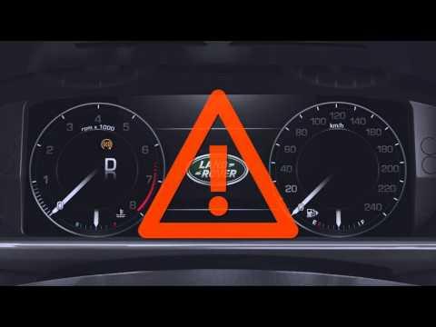"""Range Rover Sport   14 модельного года: интеллектуальная система """"Стоп/Старт"""""""