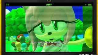 getlinkyoutube.com-Sonic Lost World ~ Wii U [Part 1 ~ Windy Hill Zone ~ Boss: Zazz]