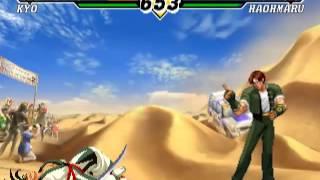 getlinkyoutube.com-[PC][PS2] Capcom vs. SNK 2 - Mark of the Millennium 2001 run with PCSX2 1.2.1