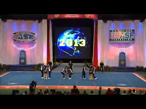 Fox Magic (Colombia) International Open Coed 5 2013 Semi-Finals
