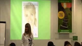 getlinkyoutube.com-Suzanne Powell - Cancer y Amor Incondicional - Madrid 2013