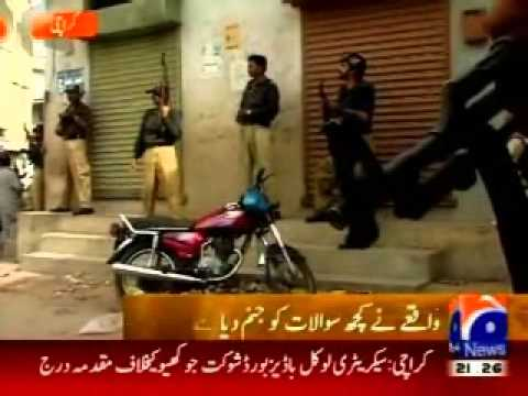 Who's dead squad working in Lyari?