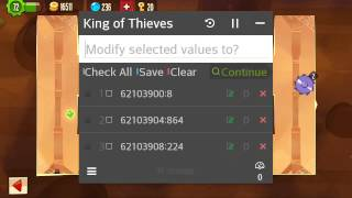 getlinkyoutube.com-How to reach LEVEL 100 IN ONE DAY King of Thieves And UNLIMITED ORBS // GEMAS  ILIMITADAS (PARTE 1)