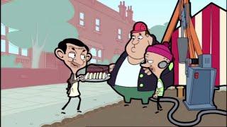 getlinkyoutube.com-Mr Bean - Roadworks