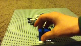 getlinkyoutube.com-Lego Digimon: Gargomon Instructions