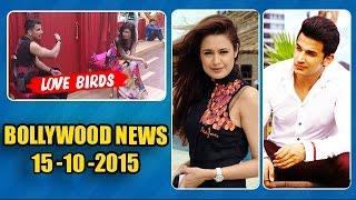 getlinkyoutube.com-Bigg Boss 9 | Prince Narula & Yuvika Chaudhary Gets ROMANTIC | 15th OCT 2015
