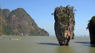 getlinkyoutube.com-Phang Nga Bay, Thailand in 4K (Ultra HD)