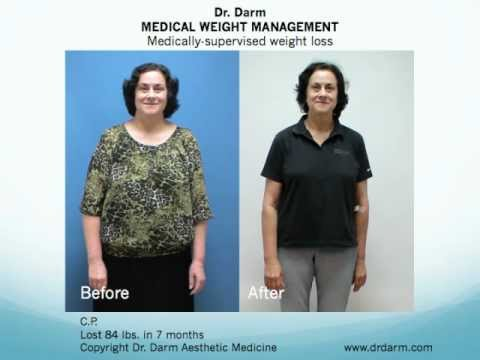 Dr. Darm Before and After - Medical Weight Management
