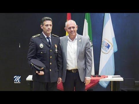 Juan Montero, nuevo jefe de la policía local de Manilva