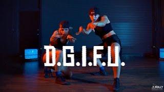 getlinkyoutube.com-D.G.I.F.U. Janelle Ginestra x Nicole Kirkland Choreography - Directed by @TimMilgram
