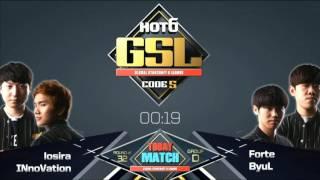 getlinkyoutube.com-2017 GSL Season 1 Code S Ro32 Group D(轉播Hui&Yuin)