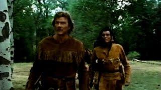 getlinkyoutube.com-THE LAST OF THE MOHICANS (1977) - Steve Forrest, Ned Romero, Don Shanks