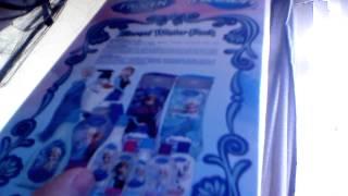 getlinkyoutube.com-Revisión shampoo de anna de frozen
