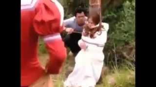 getlinkyoutube.com-Cute maid gagged & steal cloth