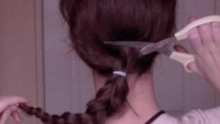 getlinkyoutube.com-I CUT MY HAIR!!!