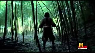 getlinkyoutube.com-Mark Dacascos   and the legend of Samurai warrior Miyamoto Musashi documentary