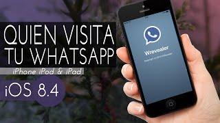 getlinkyoutube.com-Ver Quien Entra A Tu Perfil De Whatsapp | iPhone, iPod & iPad